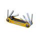 Topeak Mini 9 Pro Pyörän työkalu , kulta